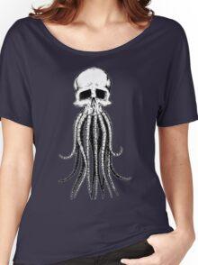Skull octopus/davy jones Women's Relaxed Fit T-Shirt