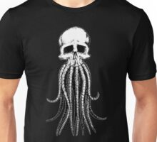 Skull octopus/davy jones Unisex T-Shirt