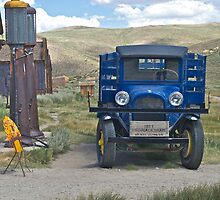 1927 Dodge Flat Bed Truck II by DaveKoontz