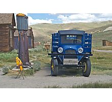 1927 Dodge Flat Bed Truck II Photographic Print
