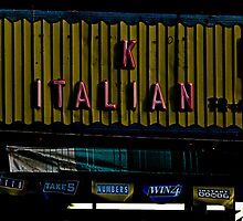 Italian Deli by AbeCPhotography