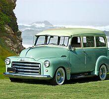 1951 GMC Suburban I by DaveKoontz