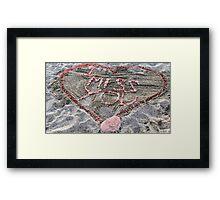 Hearth Framed Print