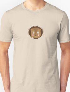 Hedgehog head Unisex T-Shirt