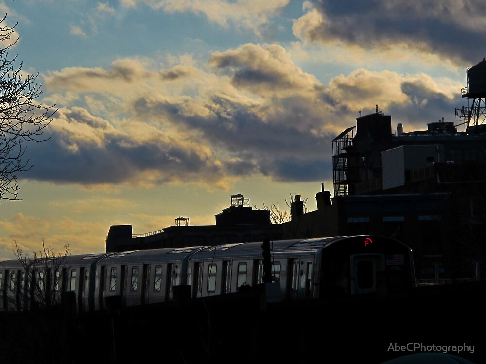 New York Subway by AbeCPhotography