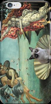Grumpy Cat by tttechnicolors