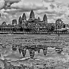 Angkor Wat by Steven Powell