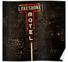 Lake Shore Motel Poster