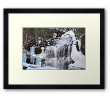 Capturing The Greatness of Ganoga! Framed Print
