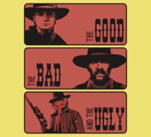 BTTF: The good, the bad and the ugly Kids Clothes