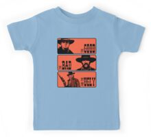BTTF: The good, the bad and the ugly Kids Tee