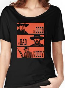 BTTF: The good, the bad and the ugly Women's Relaxed Fit T-Shirt