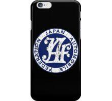 Japan Automobile Federation - JAF iPhone Case/Skin