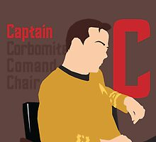 C is for Captain and Corbomite by matterdeep