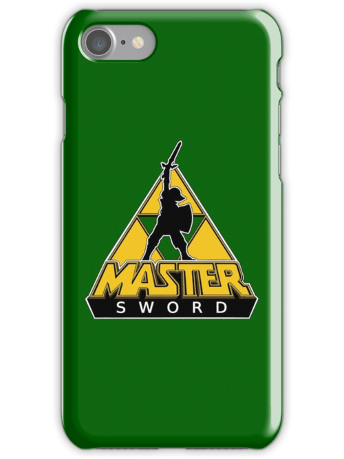 Link and the Master Sword by dutyfreak