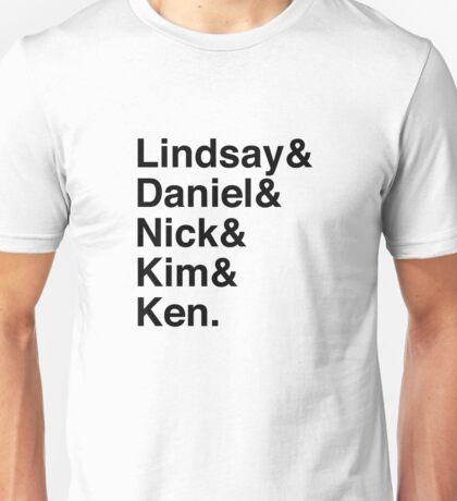 Freaks Unisex T-Shirt