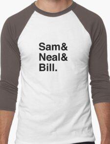 Geeks Men's Baseball ¾ T-Shirt