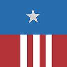 Captain America by msciaranoelle
