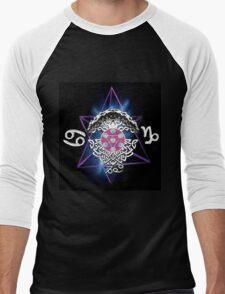 spiritual Men's Baseball ¾ T-Shirt