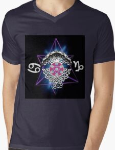 spiritual Mens V-Neck T-Shirt