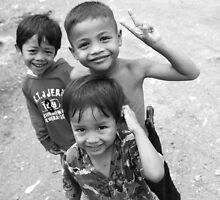 Street Kids by Steven Powell