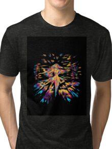 Dancing girl Tri-blend T-Shirt