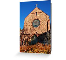Church of St. Augusta Greeting Card