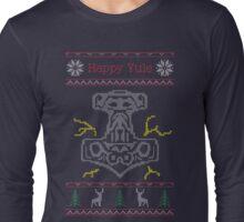 VHEH - 'Happy Yule' Long Sleeve T-Shirt