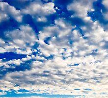Nothing But Blue Skies by kalikristine
