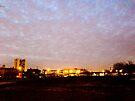 Paint the Sky Purple by kalikristine