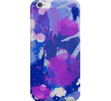 s-splatter iPhone Case/Skin