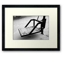 Zurich,uetliberg Framed Print