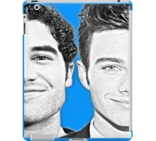 Darren and Chris iPad Case/Skin