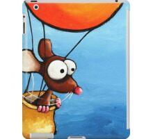 Hot-air Balloon  iPad Case/Skin