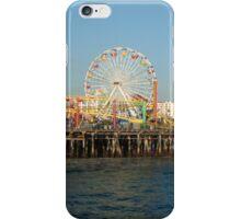 Santa Monica Pier iPhone Case/Skin