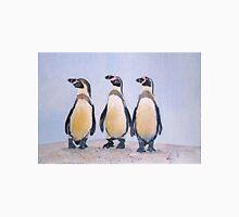 Three Perky Penguins Unisex T-Shirt