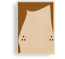 Peppermint Patty Canvas Print