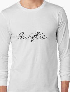 Taylor Swift (Swiftie) Long Sleeve T-Shirt