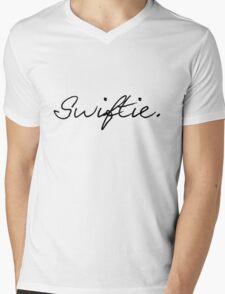 Taylor Swift (Swiftie) Mens V-Neck T-Shirt