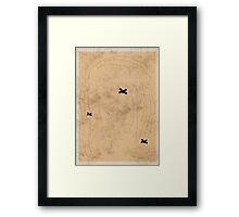 Pig-Pen Framed Print