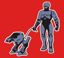 Robocop One Piece - Short Sleeve