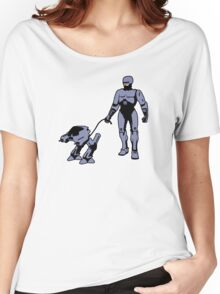 Robocop Women's Relaxed Fit T-Shirt