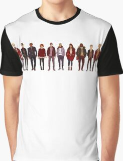 winter fashions Graphic T-Shirt