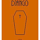 Django custom movie poster by deeceethered
