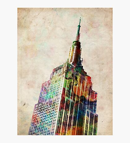 Empire State Building Photographic Print