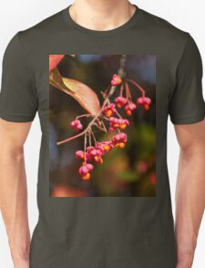 Berries of the Spindle tree T-Shirt