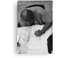Art Jam 2012 Canvas Print