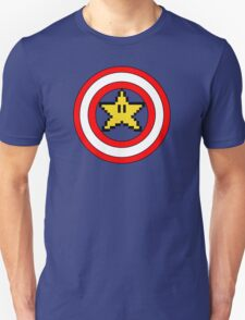Captain Mario Unisex T-Shirt