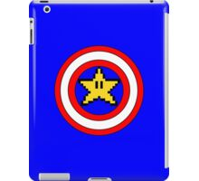 Captain Mario iPad Case/Skin