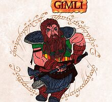 Gimli 2 by ChrisNeal